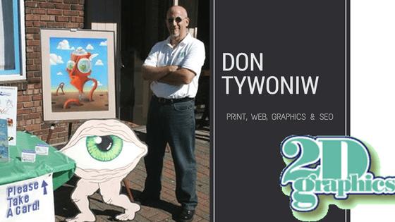Don Tywoniw SEO