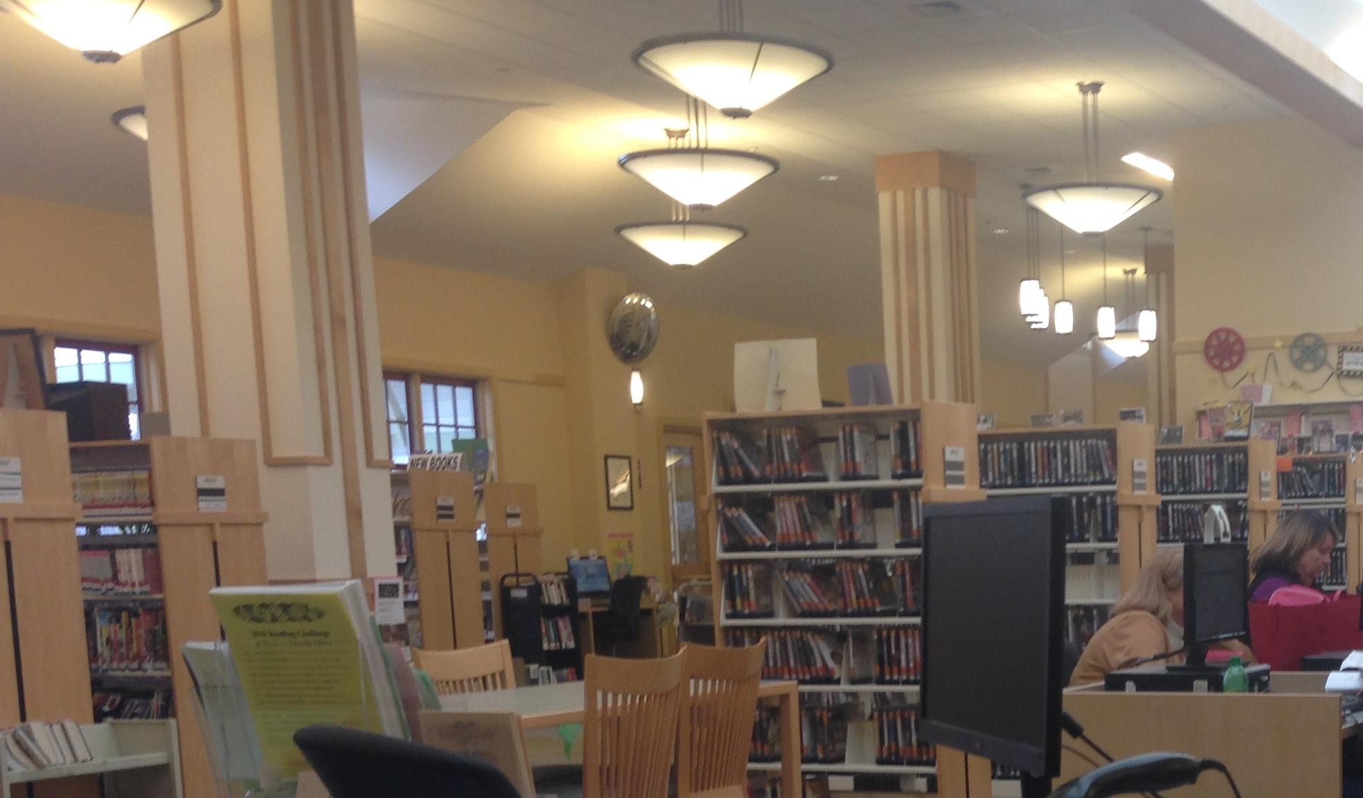 Monmouth SCORE Ocean Library